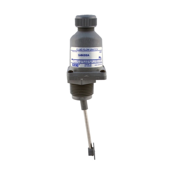 Inline Float Switch : Harwil q ds flow switch pure systems